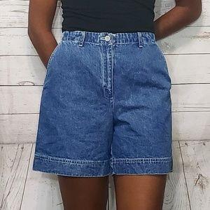 NWT Ralph Lauren Lauren Jeans Denim Shorts